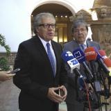 Almagro llega este miércoles a Colombia para evaluar ola migratoria venezolana
