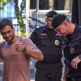 Miembro de los Pussy Riot está grave en hospital de Moscú