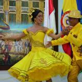 Soledad rinde homenaje a Pacho Galán y a su merecumbé