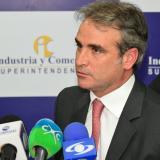 El superindustria Pablo Felipe Robledo