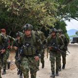 Cerca de 3.000 militares en búsqueda de 'Guacho'