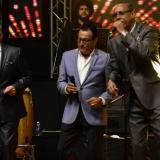 En video   Ismael Miranda, Ray De la Paz y Hermán Olivera sonaron los cueros en Barranquijazz