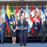 """Países del Grupo de Lima rechazan """"intervención militar"""" en Venezuela"""