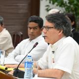 Gobierno retira designaciones de los negociadores con el Eln