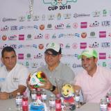 La 'Baq Cup 2018' reunirá en octubre a 70 escuelas de fútbol y 1.200 niños