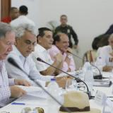 Gobernadores debaten sobre microtráfico e inseguridad urbana