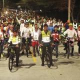 Sexta 'Biciquilla' del año saldrá del barrio La Magdalena