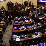 La próxima semana se daría el último debate de la Ley de Regiones