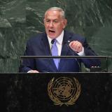"""En la ONU, Israel acusa a Irán de albergar """"un depósito atómico secreto"""""""