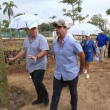"""""""Esta es otra ciudad con el programa Siembra Barranquilla"""": alcalde Char"""