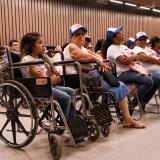 Presentación de los comités de rehabilitación.