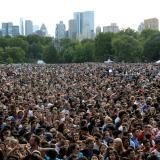Pánico en festival solidario de Nueva York por falsa alarma de tiroteo