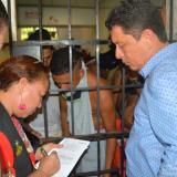Personero urge soluciones al Gobierno Nacional por hacinamiento en la URI