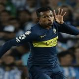 Villa le da un agónico empate al Boca Juniors