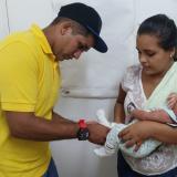 450 niños de madres venezolanas han nacido en hospital de Riohacha en 2018