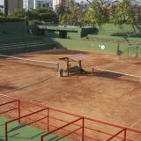 Se alistan los mayores para entrar a las pistas de tenis