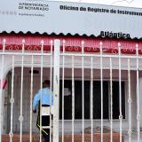 La intervención a la Oficina de Registro de Instrumentos Públicos de Soledad finaliza hoy.