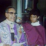 Monseñor Óscar Arnulfo Romero, asesinado hace 38 años en El Salvador.
