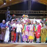 Así fue el primer preludio de las fiestas de independencia de Cartagena