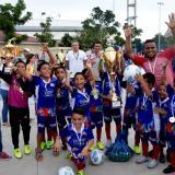 Los campeones de la 'Baq Cup 2018' celebraron por lo alto