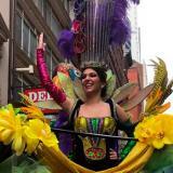 Carolina Segebre llegó a Nueva York con su Carnaval