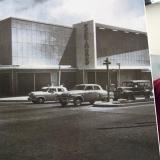 Julio Cano trabajó en la tienda Sears cuando tenía 18 años.