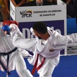 El karate celebra su ingreso al olimpismo y se ilusiona con Tokio-2020
