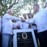 Presidente Duque y alcalde Herrera inauguran parque en Soledad