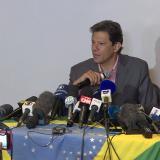"""Haddad """"luchará"""" para evitar que """"fascismo se instale en Brasil"""""""