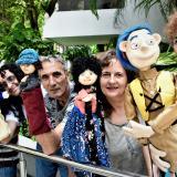 Los títeres que invaden a Barranquilla en Títerequilla