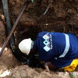 Centro y norte de Barranquilla sin agua por fuga en tubería