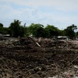 En este lote será construido el megacolegio Nuevo Bosque, para mil estudiantes.
