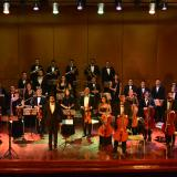 La Orquesta Filarmónica del Atlántico: música para educar