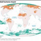Estos son los cinco países que controlan los reducidos espacios salvajes del planeta