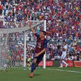 Adolescente de 14 años anotó en el superclásico del fútbol paraguayo