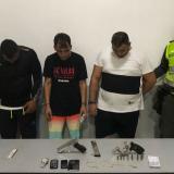 Capturan a hombres tras asaltar casa en Puerto Colombia y amarrar a propietarios