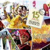 Quinceañero del Carnaval como patrimonio de la humanidad