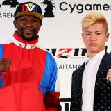 Floyd Mayweather cancela pelea con el japonés Nasukawa