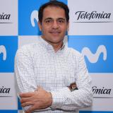 Fabián Hernández, presidente CEO de Movistar.