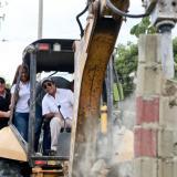 """Distrito recuperará parques """"El Mundialito"""" y el """"DiNo"""" en la Ciudadela 20 de Julio"""