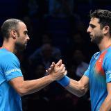 Cabal y Farah hacen historia y clasifican a semifinales del Másters