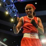 Ingrit Valencia fue eliminada del Mundial de Boxeo Femenino