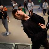Los jóvenes chinos le cogen el ritmo al hip hop