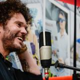 El barranquillero interpretó temas como 'Bonita', 'Mi Bombón' y 'Valiente', su más reciente sencillo.