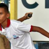 Luis Torres, estudiante de Malambo, es uno de los representantes de Atlántico en los Juegos Supérate 2018.