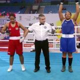 Colombia aseguró medalla de bronce en el Mundial de Boxeo