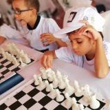 Una vibrante jornada de competencia se vivió el pasado sábado en el programa Ajedrez al Parque.