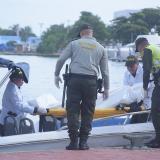 Periodista chileno se ahoga en las Islas del Rosario