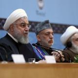 El presidente iraní, Hasan Rohani.