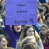 """""""Nos queremos vivas"""", la demanda de las mujeres frente a la violencia"""